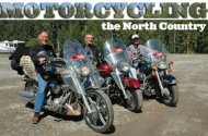 Motorcycling the North